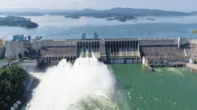 南水北調中線工程向北方供水量創新高