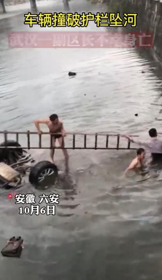 武汉一副区长坠河身亡 倪红的个人资料简介