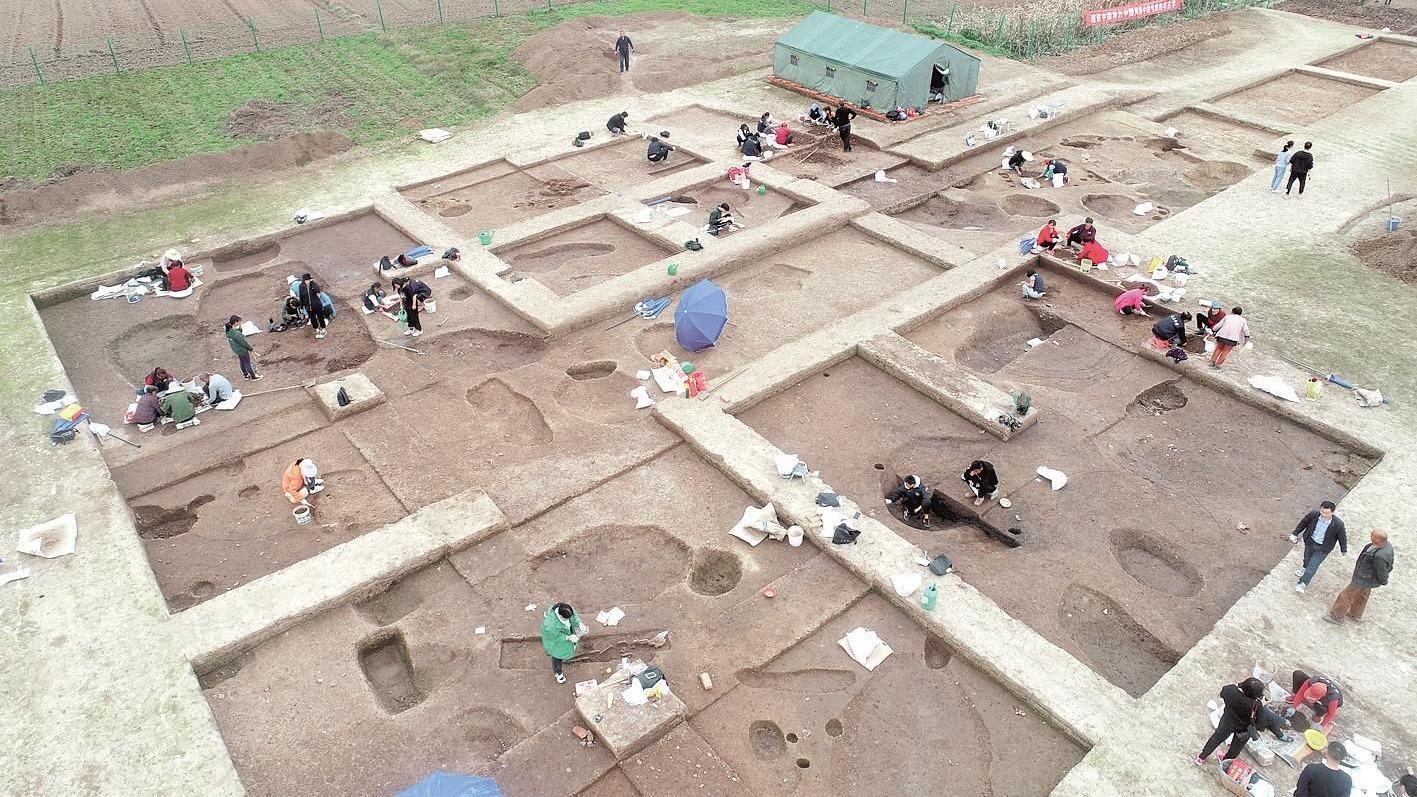 襄阳发现新石器时代城址