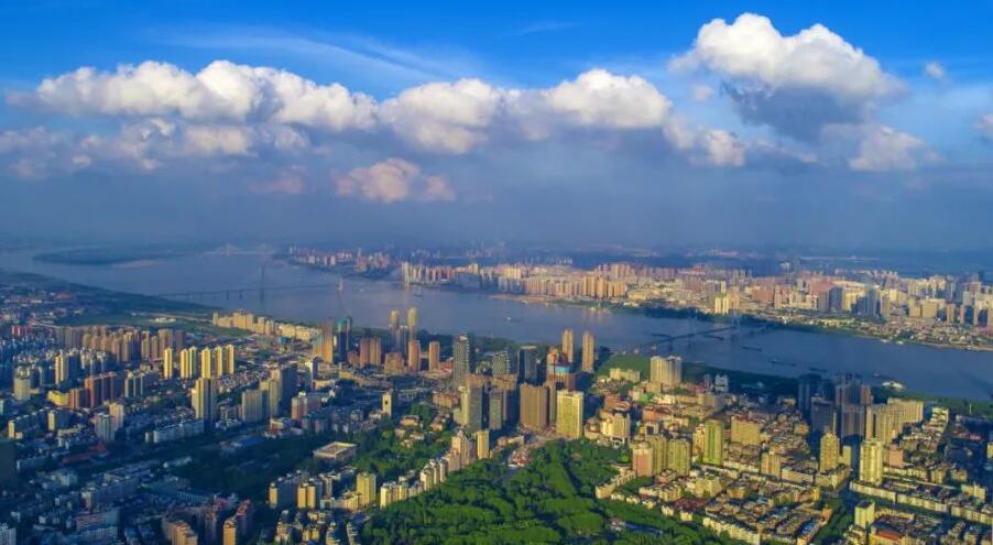 建世界级滨水名城!武汉两江四岸规划出炉