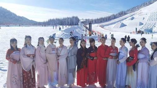 第十五届神农架冰雪节启幕