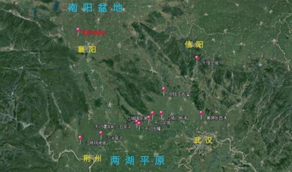 湖北城址考古重大收获频传