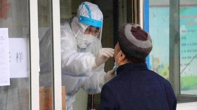 武汉河北籍大学生返乡后积极参与社区疫情防控