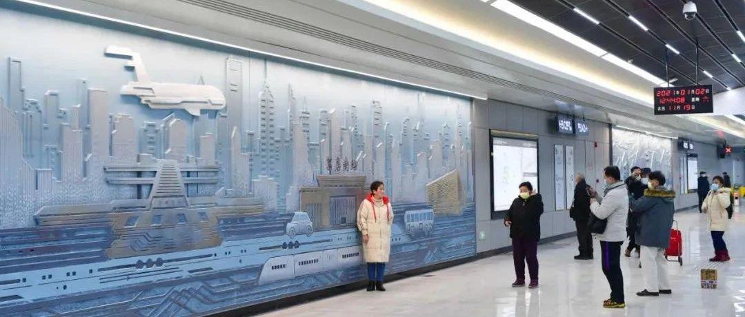 两条地铁新线一开通就受市民热捧!快来看看,你关心的这些线路正在全速建设