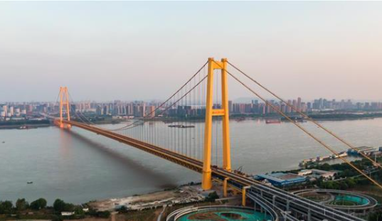 5年建成11座長江大橋 湖北建橋增幅全國第一