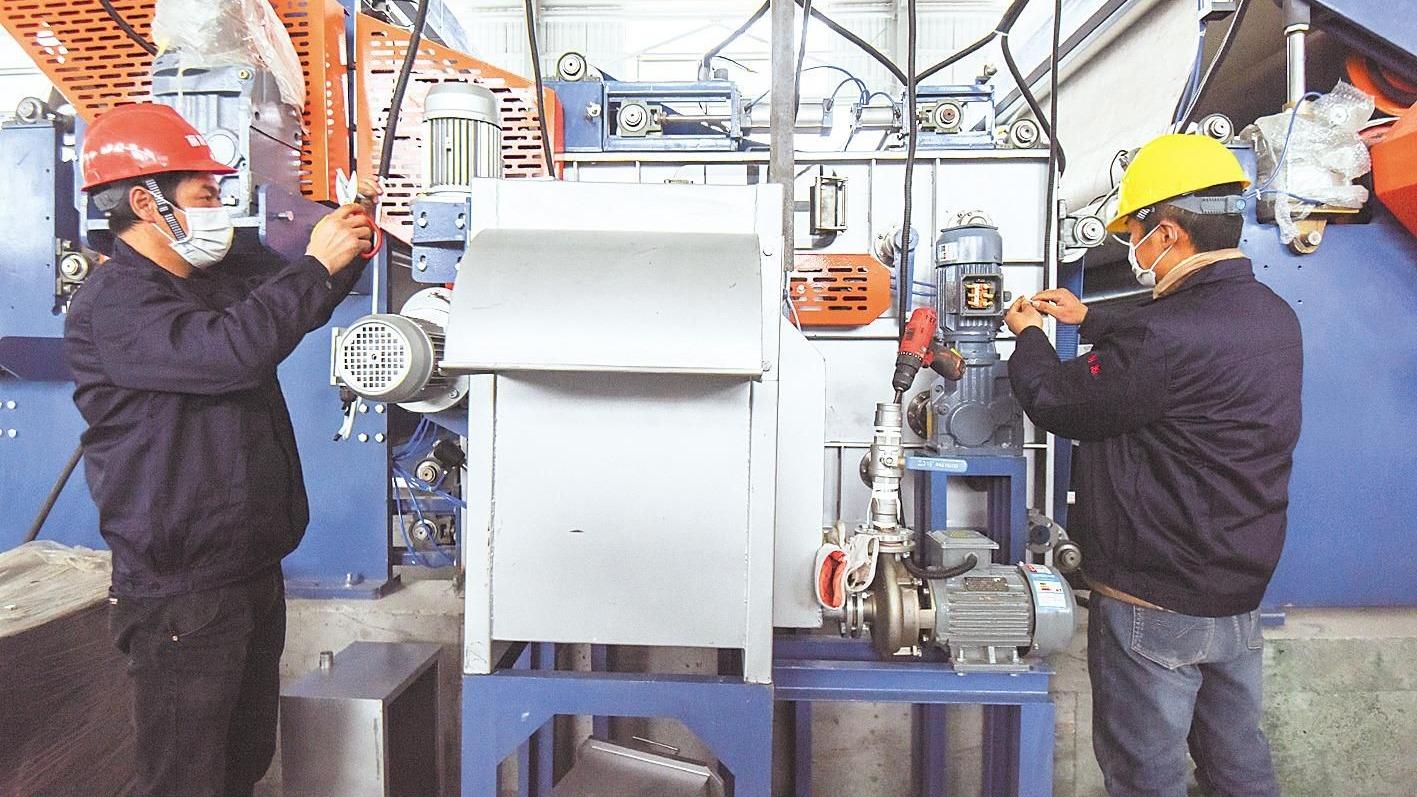 松滋打造新材料循環經濟產業園