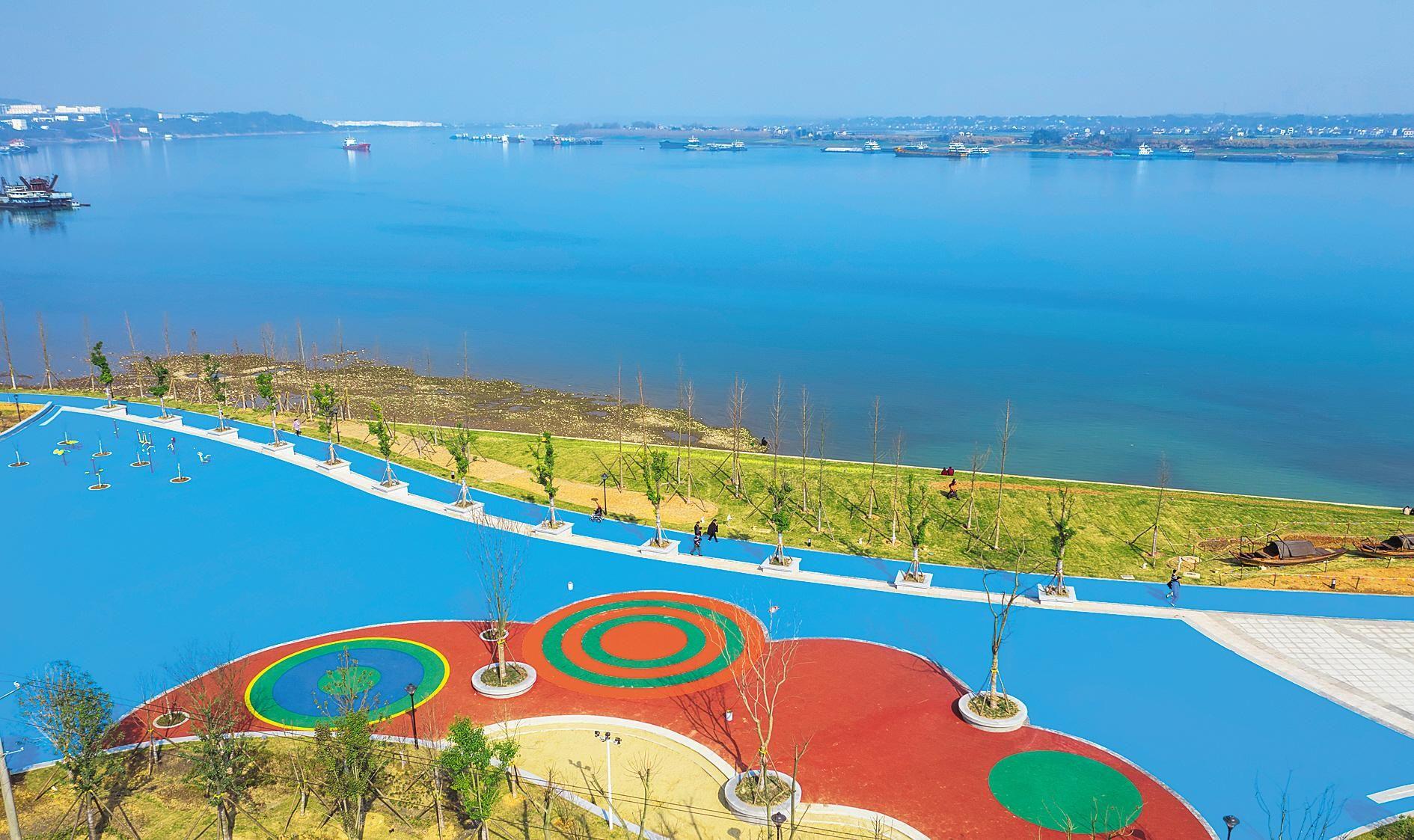 枝城段长江岸线修复6.8公里