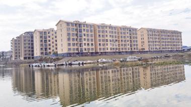 洪湖三千渔民告别水上漂 过上新生活