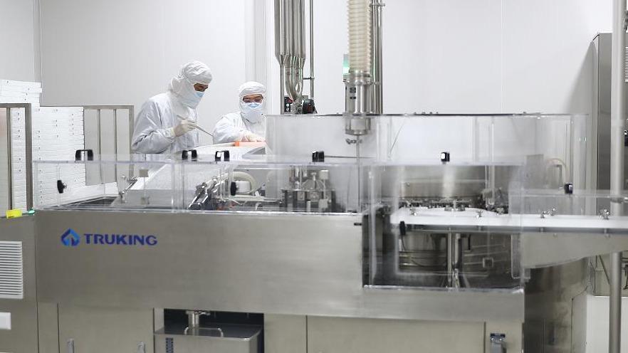 我国新冠疫苗厂商全力生产保接种