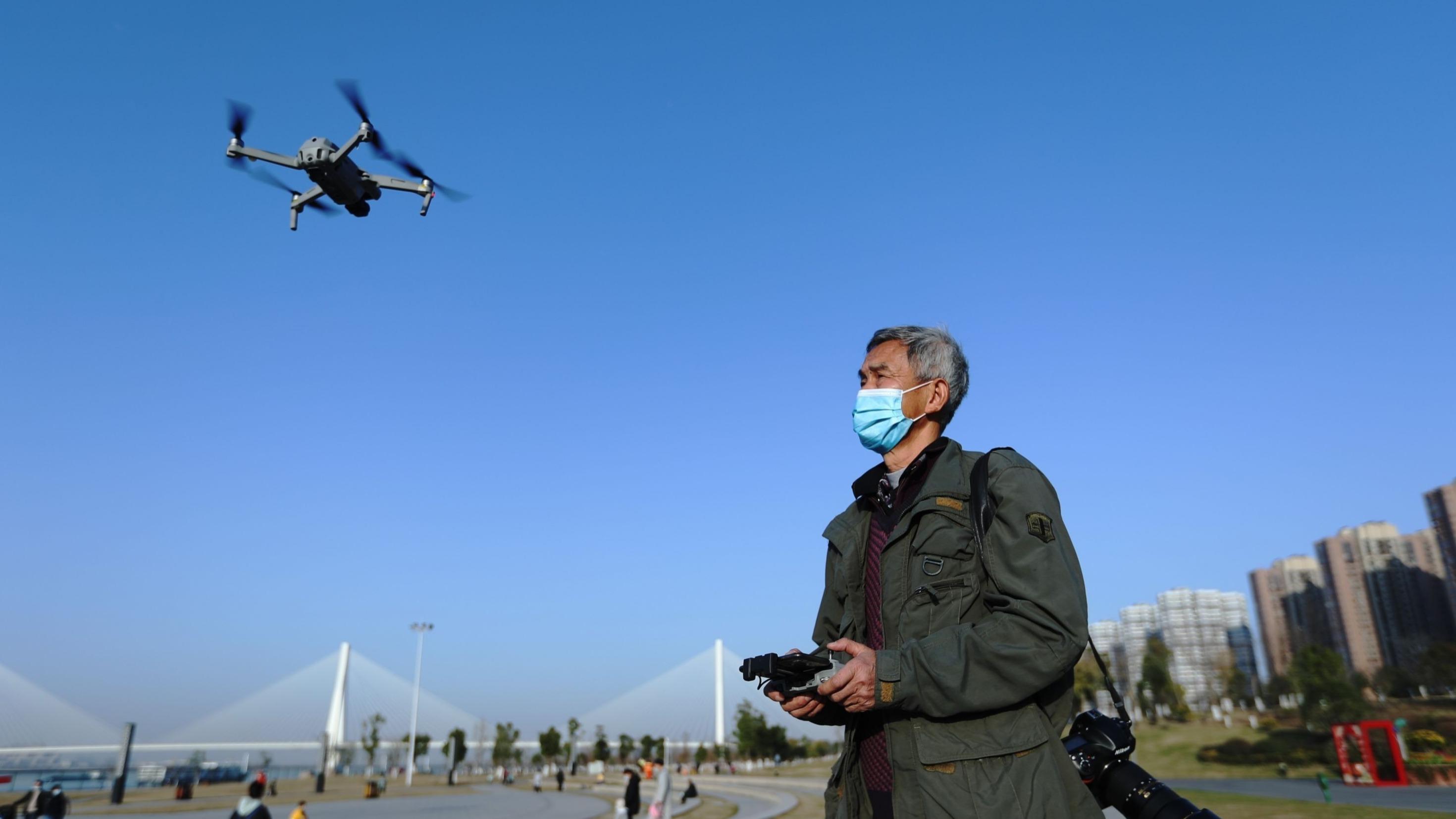 民间摄影家拍武汉500多座桥