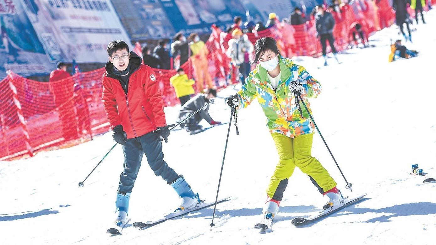 元旦小长假 乡村游温泉游滑雪游等成热点