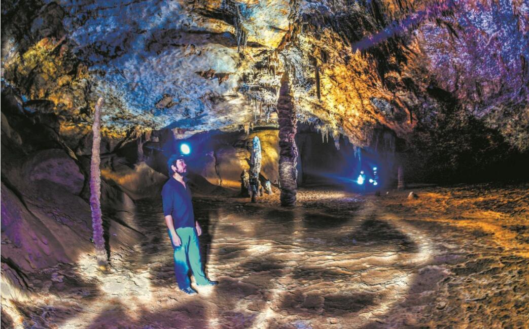 洞穴世界探秘者