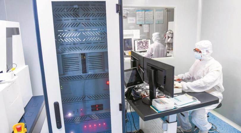 探访珞珈实验室:武大造智能遥感卫星计划明年发射