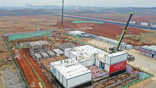 武汉东湖科学城起步区一期建设启动