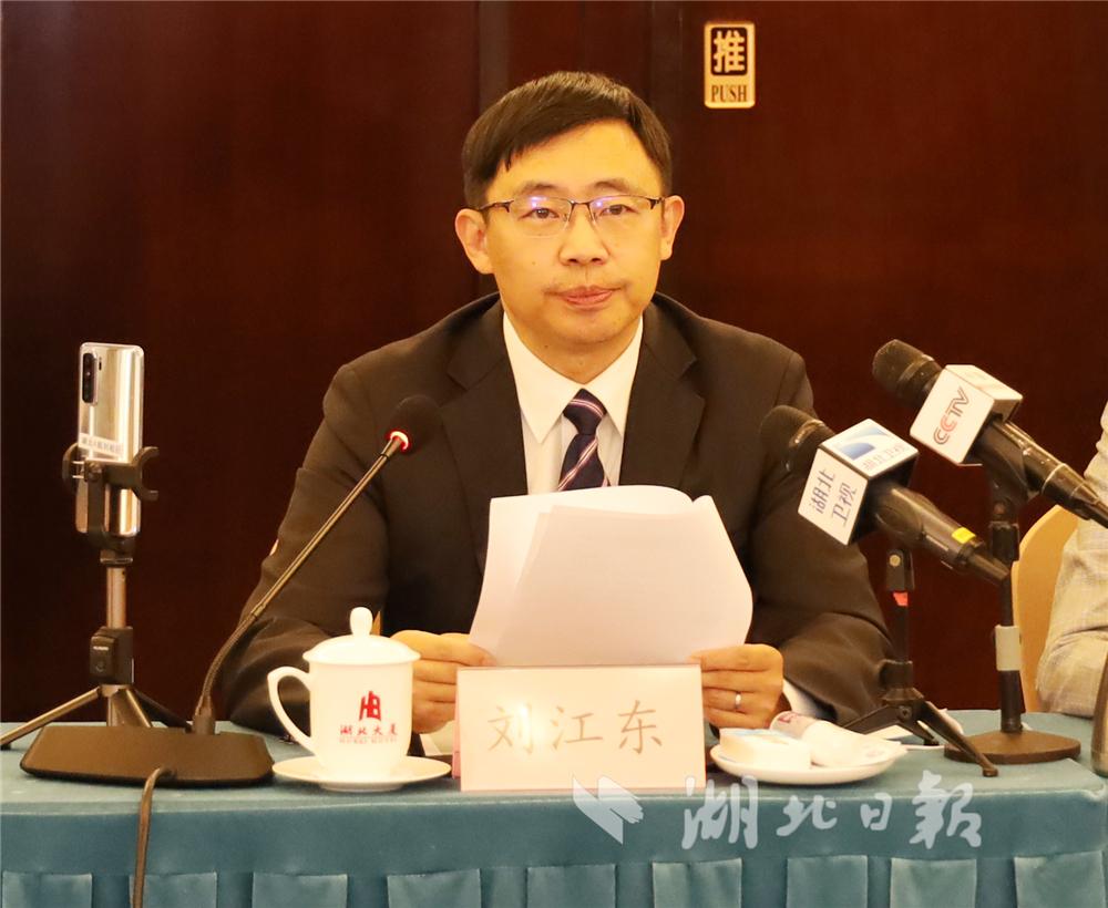 全国人大代表刘江东:支持推动长江中游城市群一体化发展