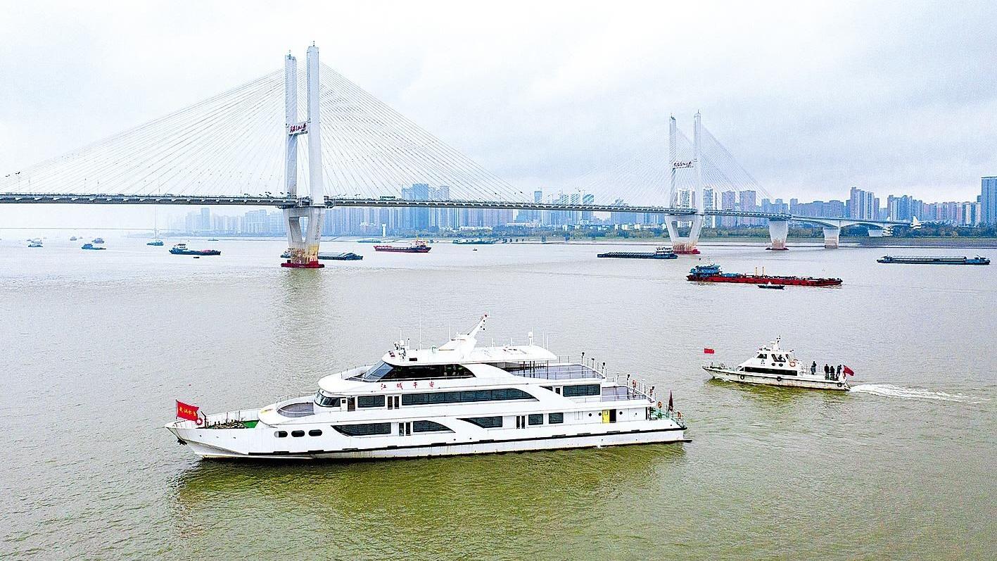 武汉启动打击非法捕捞专项行动