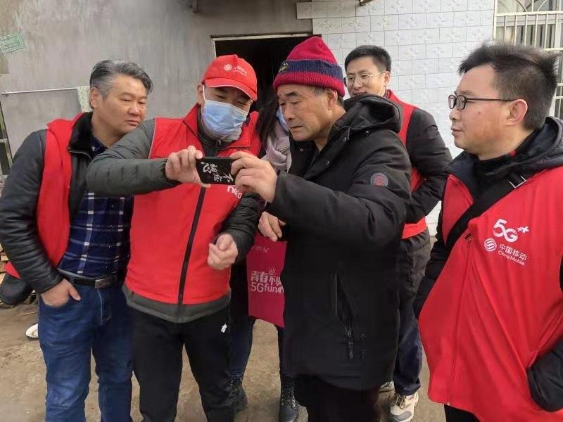 """荆州移动助力打造""""平安乡村""""新气象"""