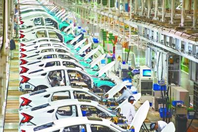 """中国车谷产业""""脱胎换骨""""加速重塑发展新格局"""