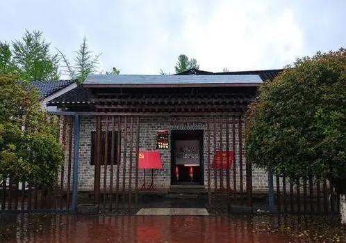 张文秋故居:红色革命据点