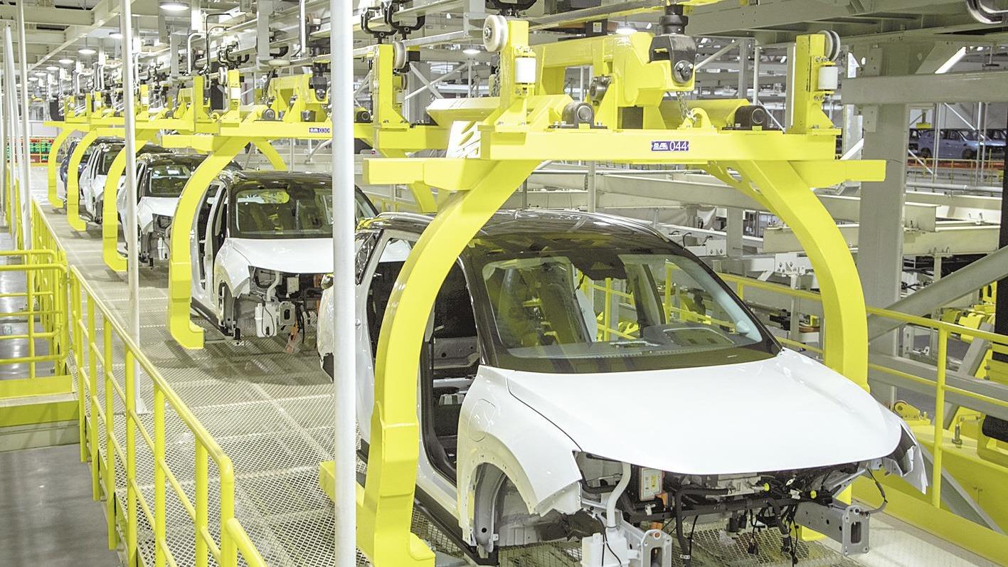 鄂产智能纯电动车即将正式交付