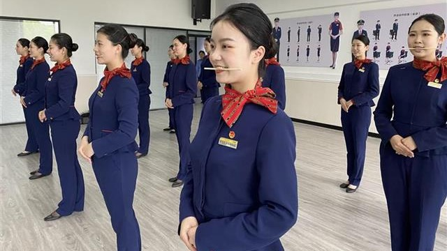 """武汉客运段备战""""五一""""小长假"""