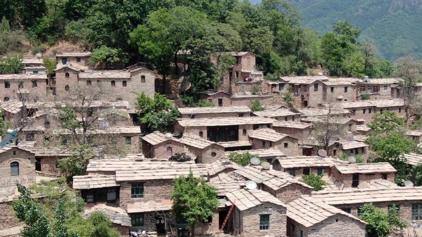 600年古村落焕发新活力