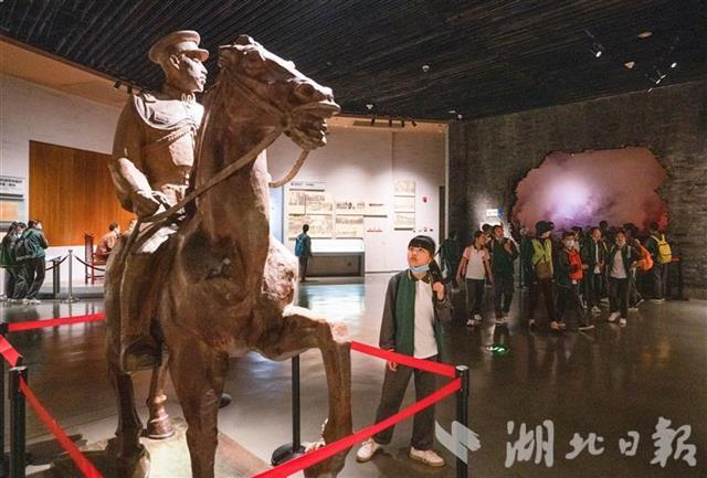 博物馆里研学游