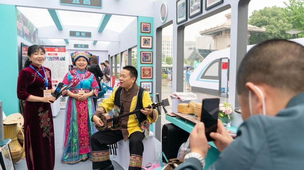 """""""中国旅游日""""主会场活动在汉举行"""