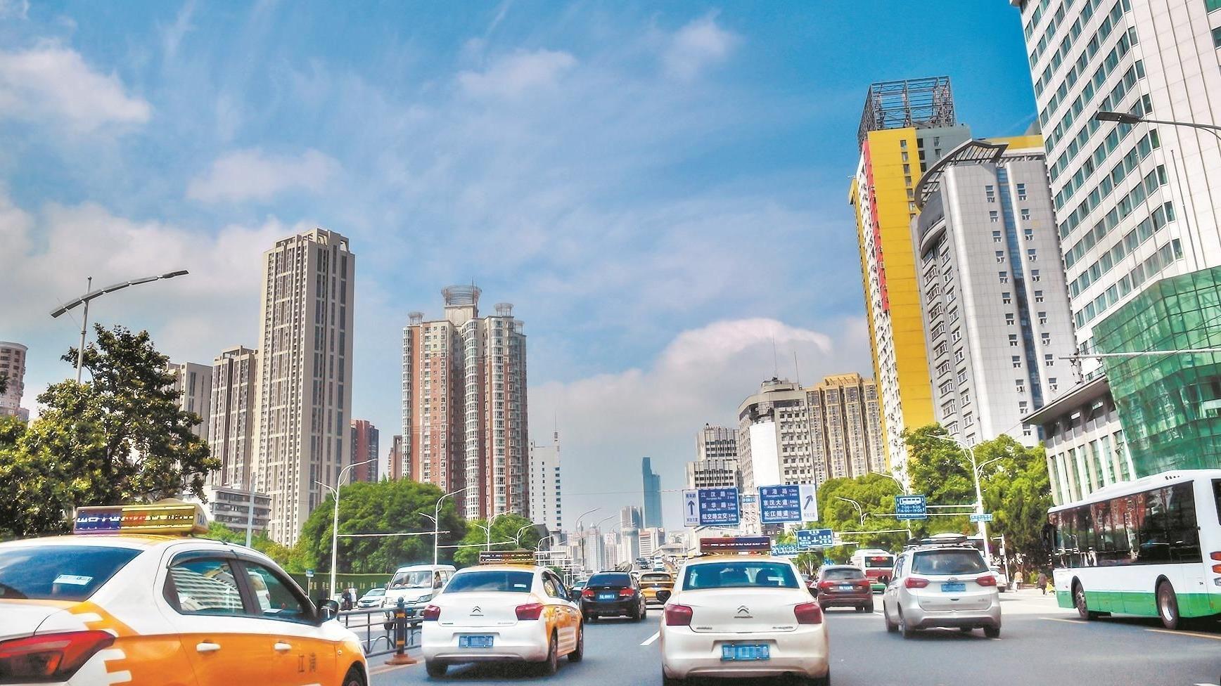 武汉空气质量连续11天优良