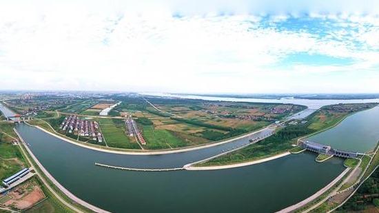 9亿立方米长江水补给到汉江