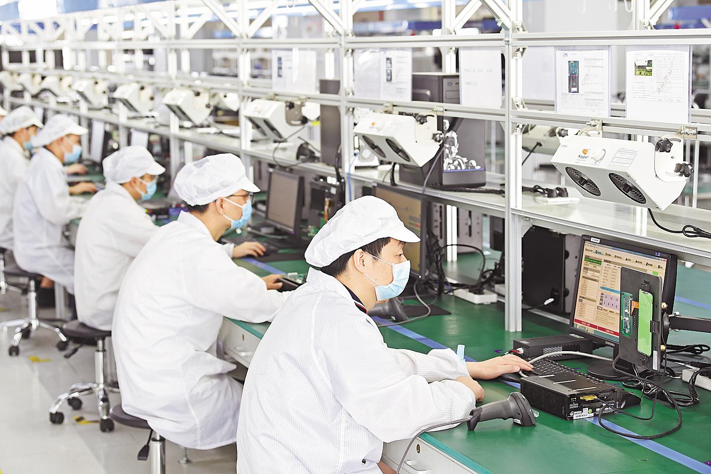 武汉精测电子多项技术行业领先