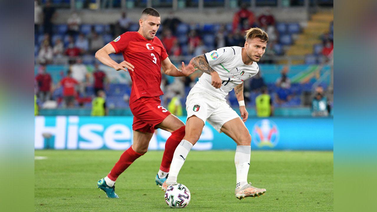 2020欧洲杯揭幕战:意大利3:0土耳其