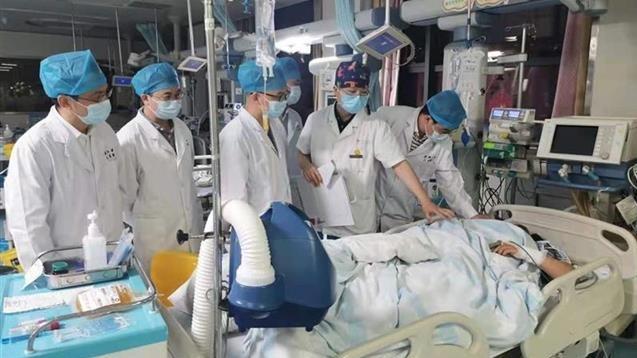 武汉大学人民医院火速驰援十堰展开救治