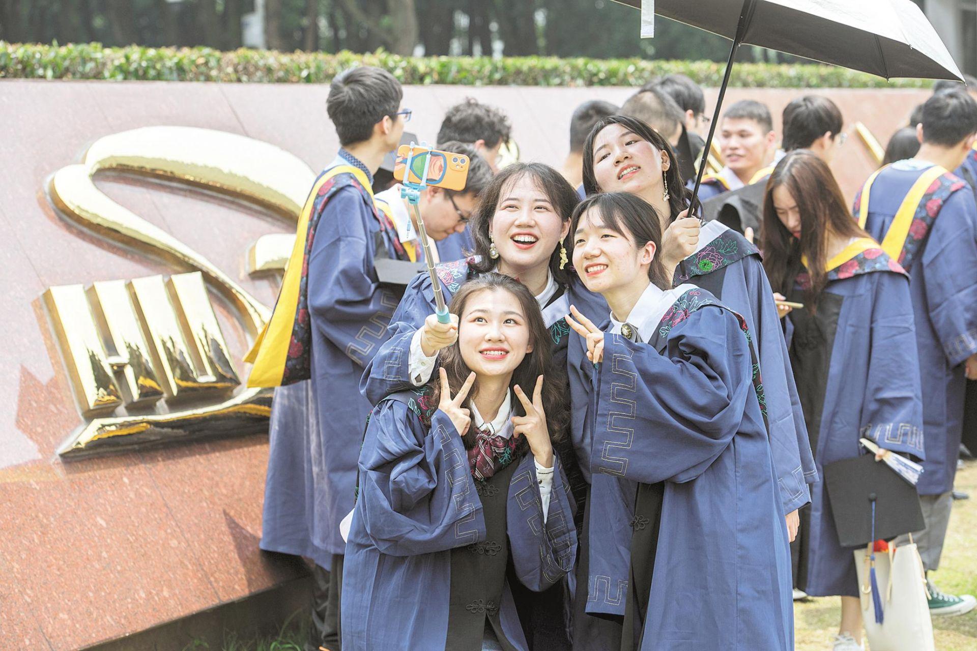 武汉今年有32.7万应届高校毕业生