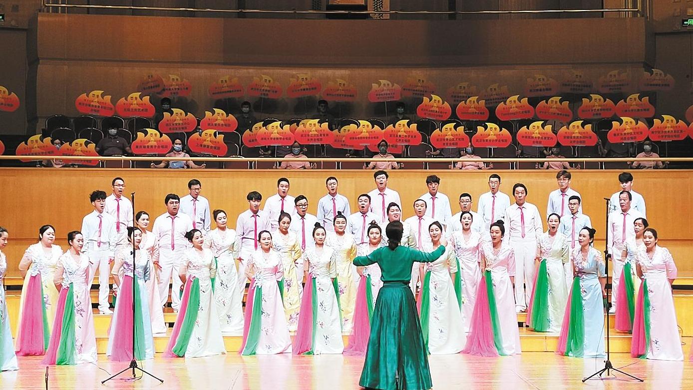 第十六屆中國合唱節回眸