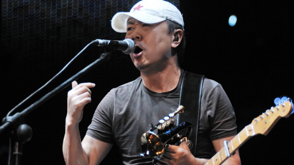 带来最新单曲,崔健10月在汉开唱