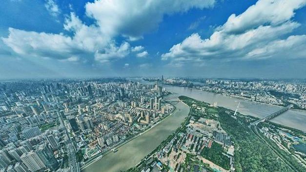 武漢上半年空氣質量優良率超八成
