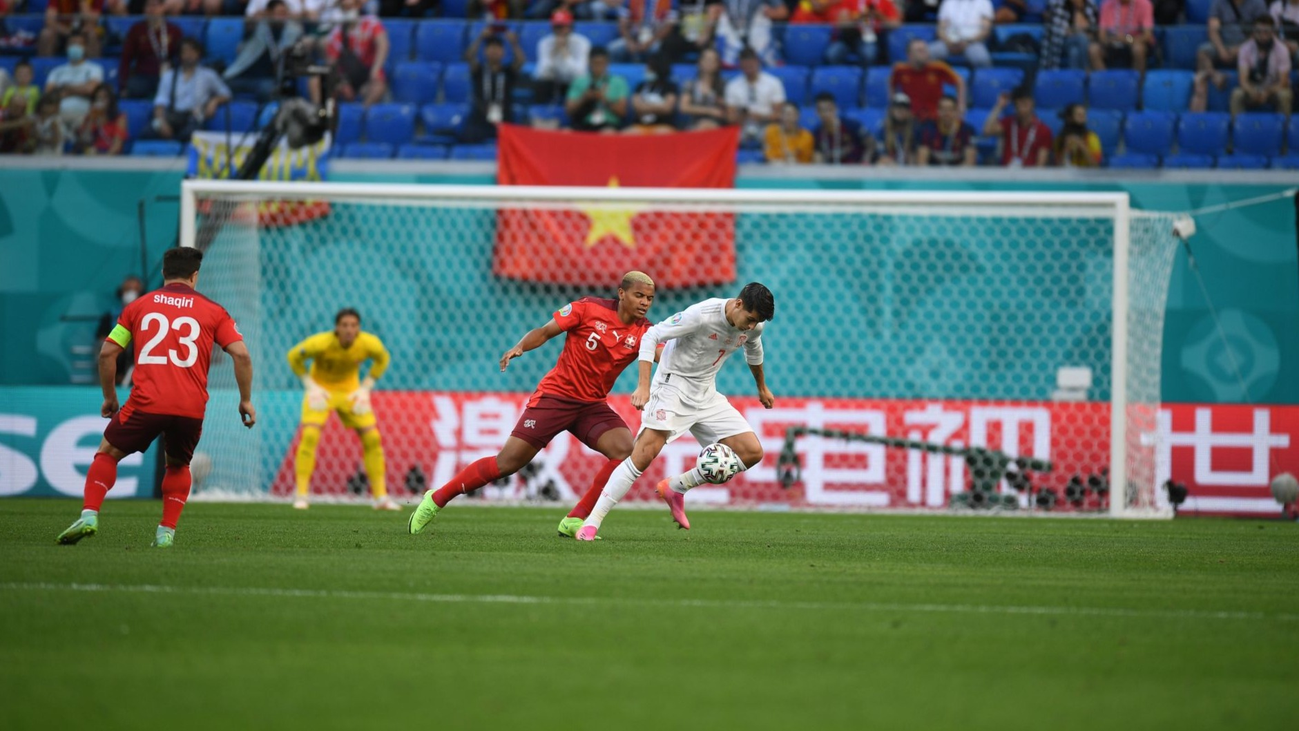 西班牙、意大利挺進歐洲杯四強 將上演強強對話