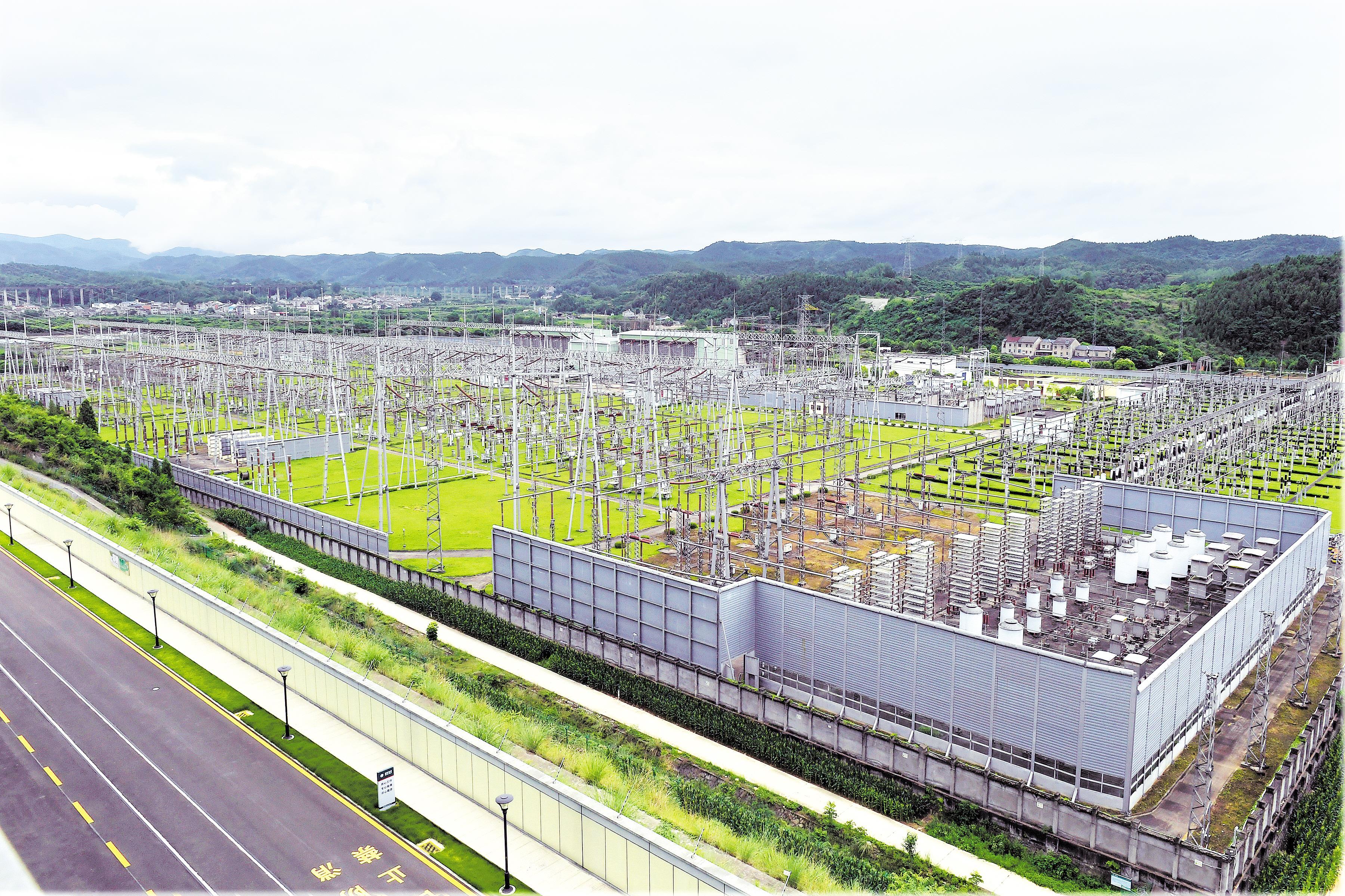 中國超高壓直流輸電技術 從湖北萌芽造福華夏