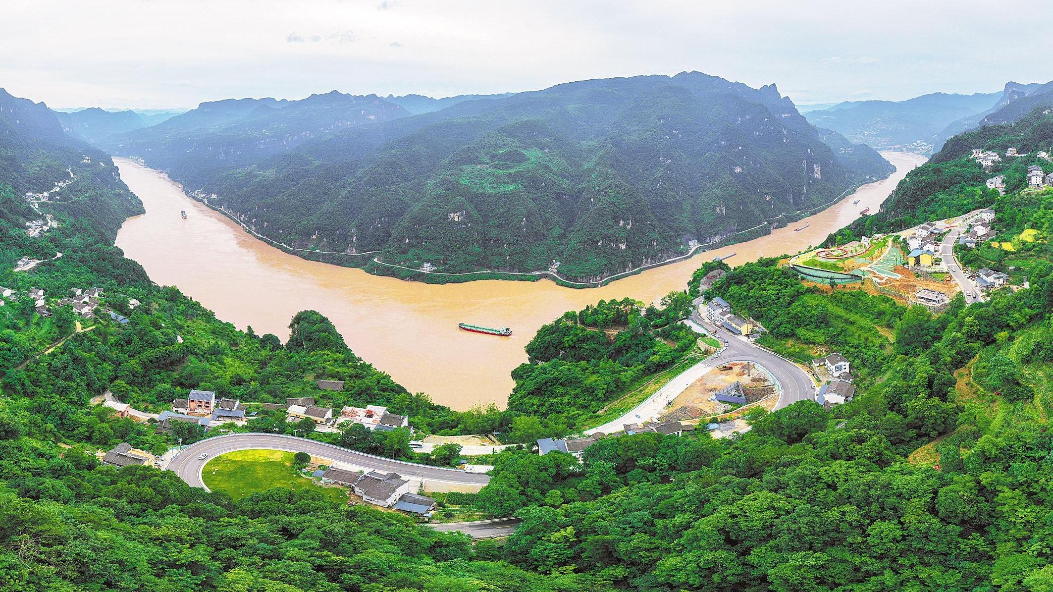 宜昌:美麗生態公路串起三個5A景區
