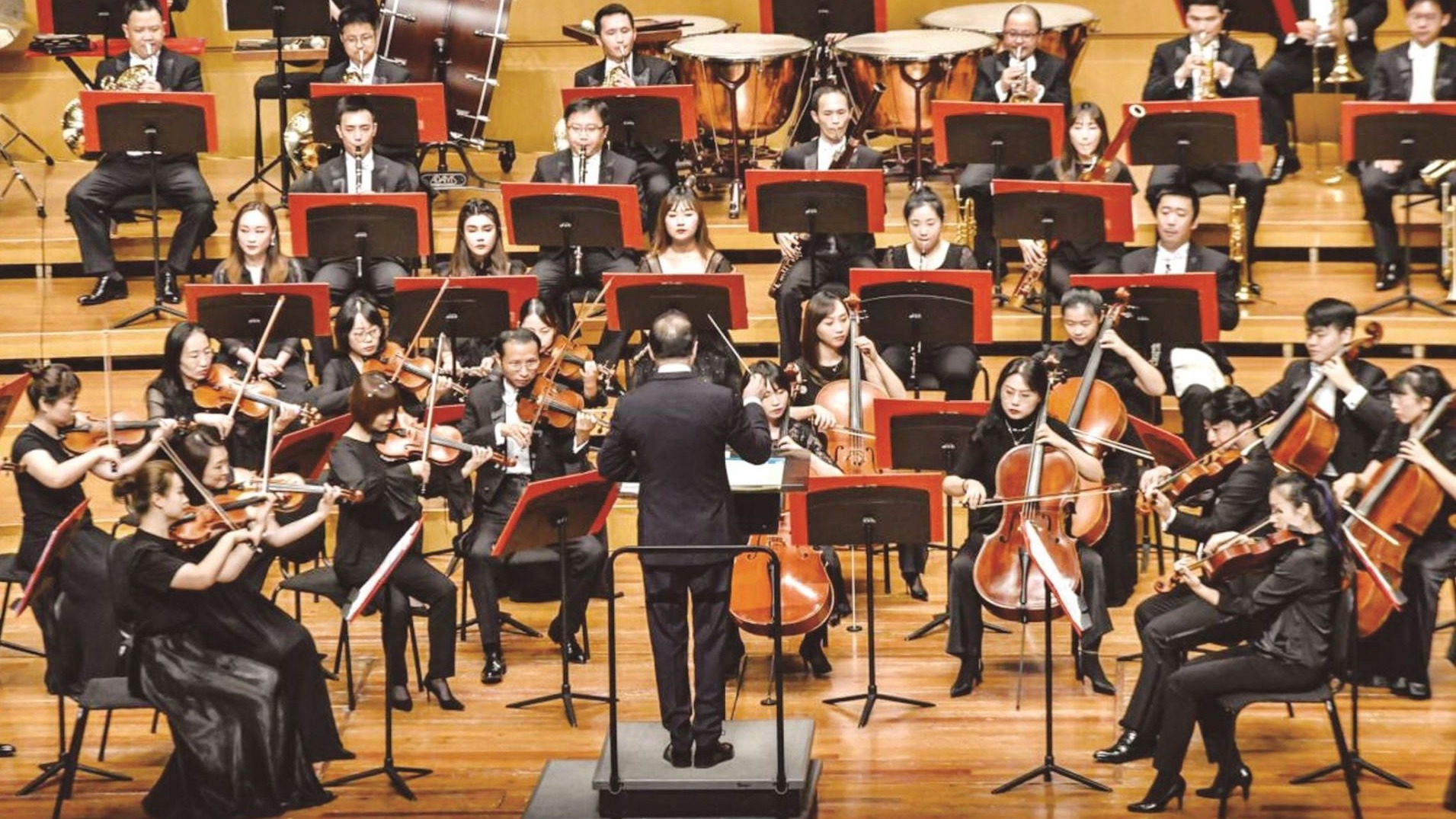 武漢29場音樂會橫貫43個夏日