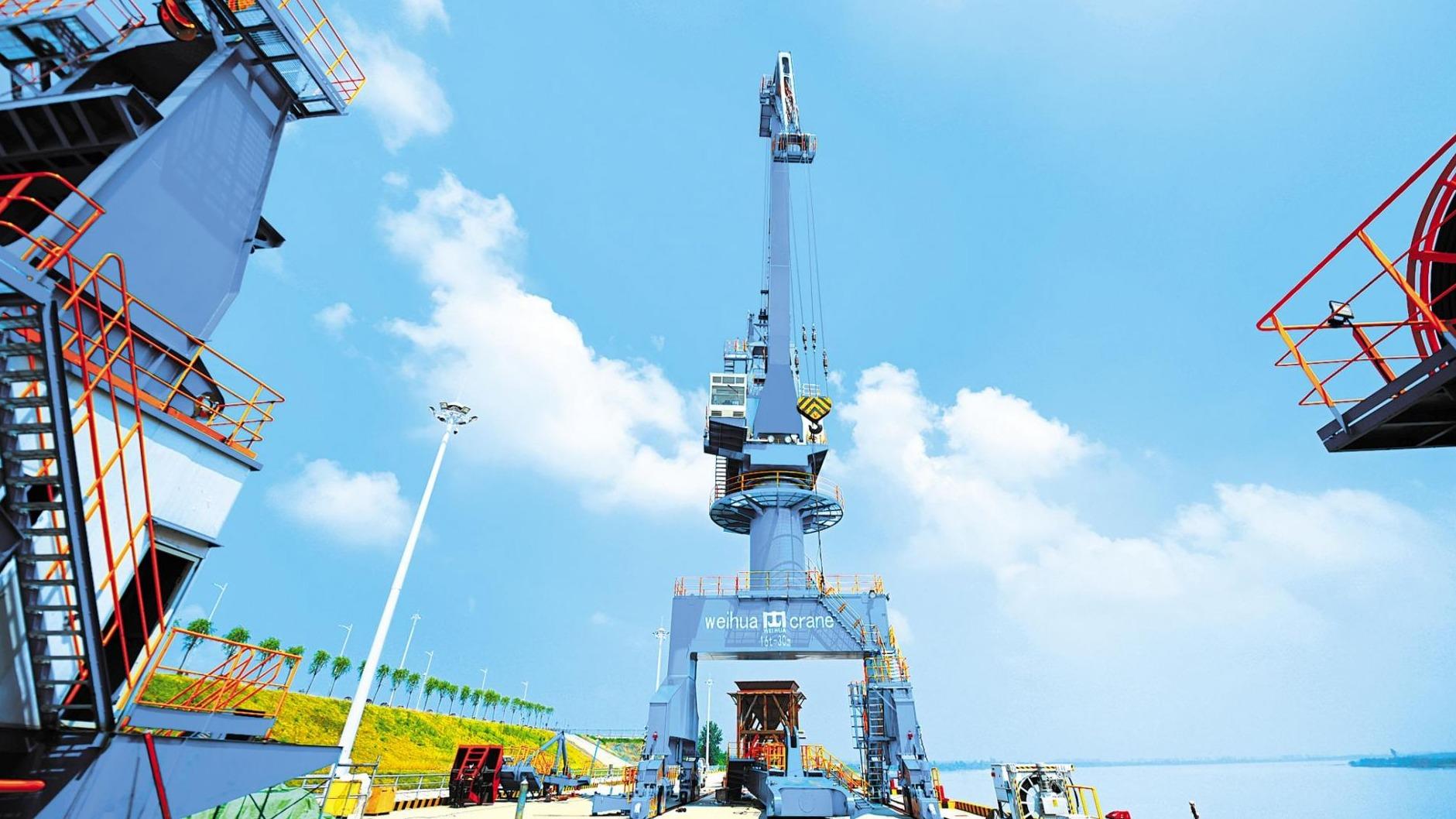 襄阳加快新港建设