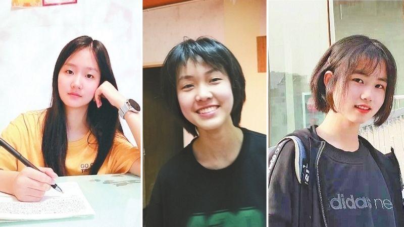 3名武漢女生入選空軍飛行學員