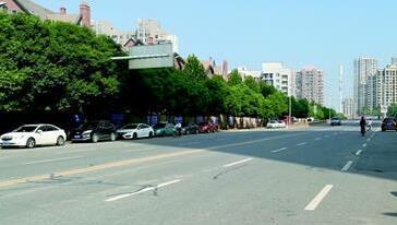 武漢周店三路預計7月竣工