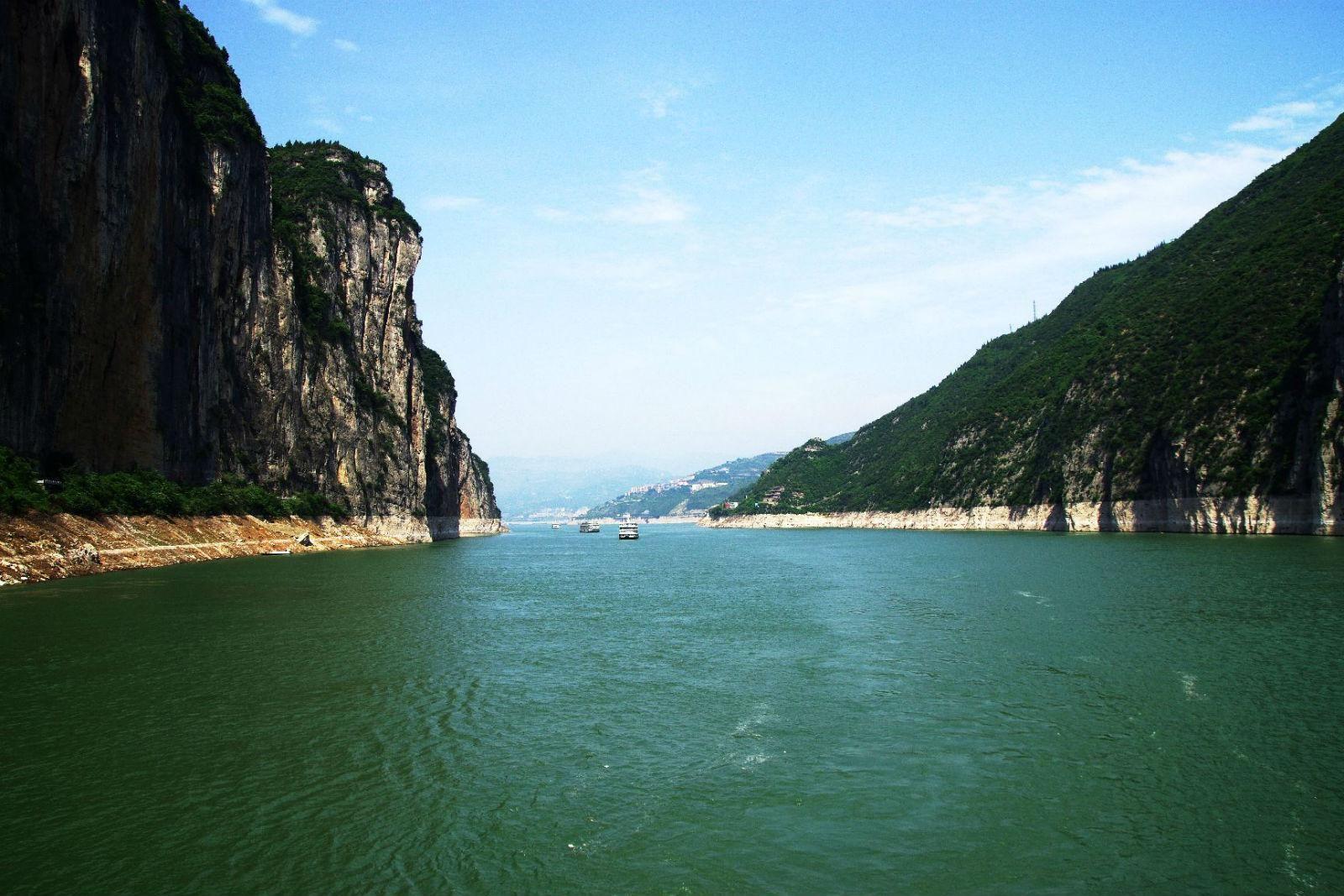品味三峡·船进巴东 宜昌巴东联合推出游轮专线旅游新产品