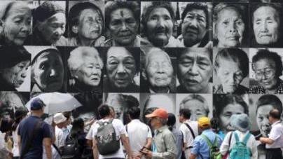 世界慰安妇纪念日:真相不可磨灭 她们仍在等待道歉