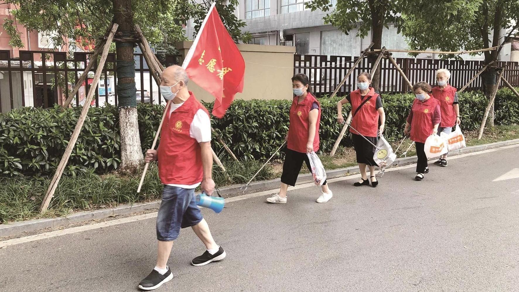 武汉组建市民巡访团助力全国文明城市创建