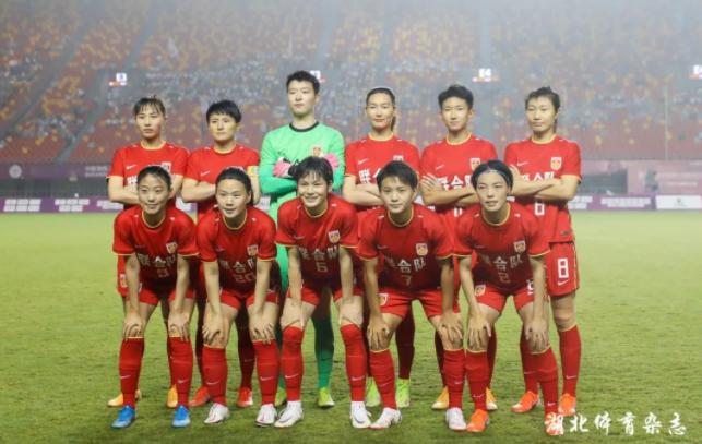 王霜、朱钰勇夺女足金牌 湖北足球首登全运会最高领奖台