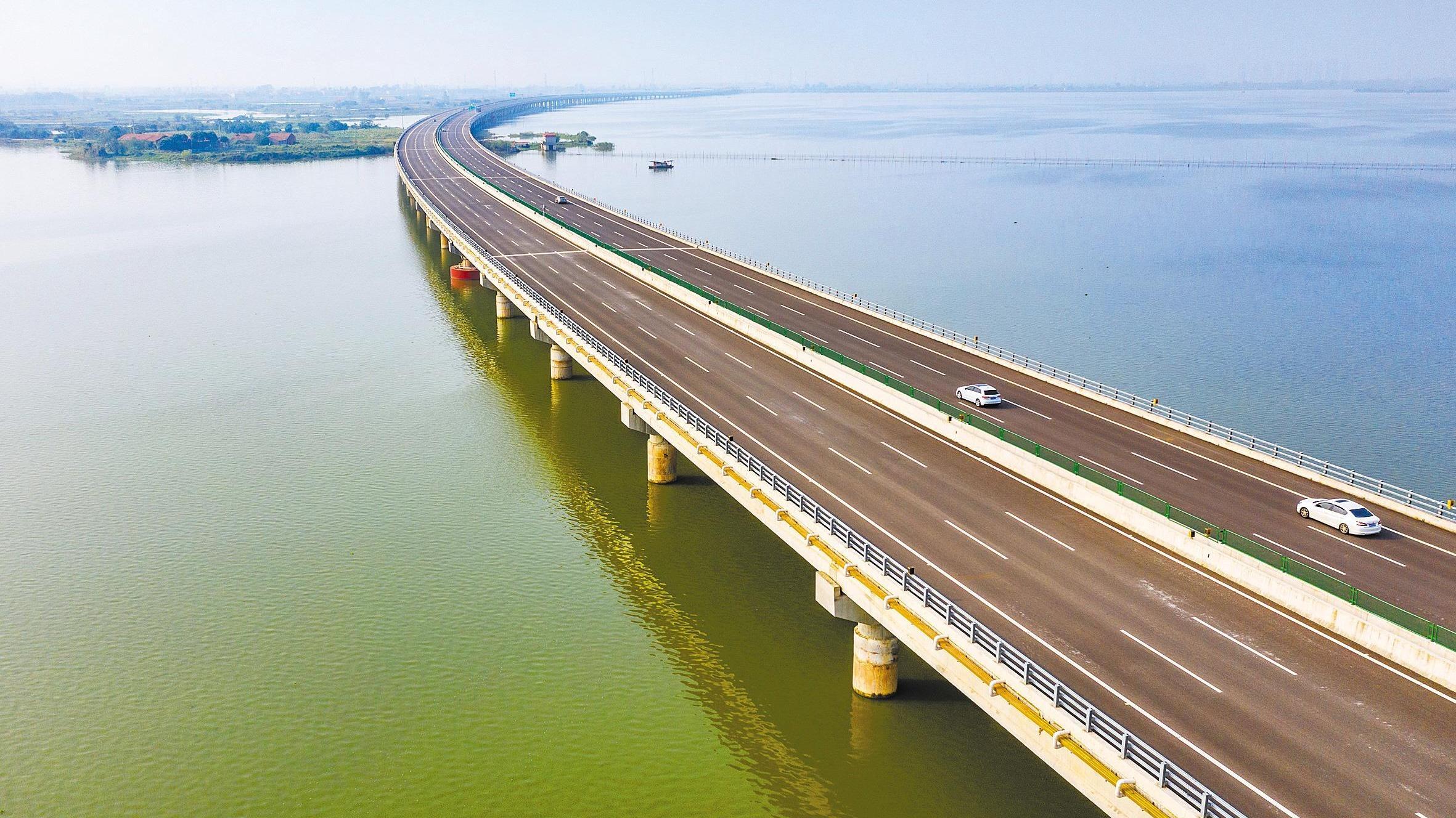 国庆节前8条高速公路齐开通