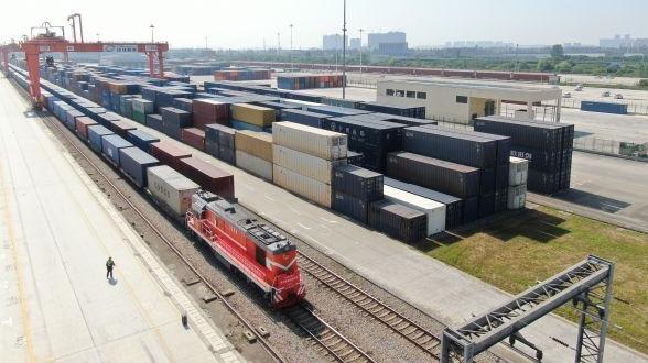 武汉首发!全国铁路进出境快速通关模式开启